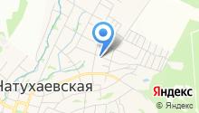 Адвокатский кабинет Ковырзиной Н.В. на карте