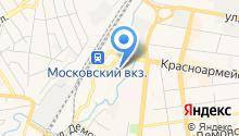 Promenade на карте