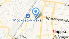 Pompa на карте