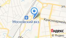 HomeTex на карте