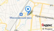 NOTABENE на карте