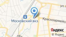 FUSION на карте