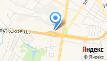 Rossini на карте