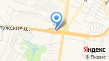 Тойота-Сервис на карте