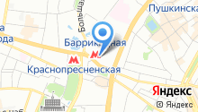 21-й отряд ФПС по г. Москве на карте