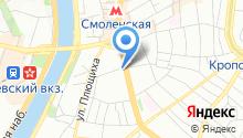 31 Государственный проектный институт специального строительства на карте