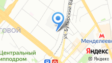 1001свадебноеплатье.рф на карте