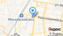 Itouts на карте
