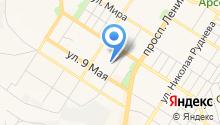 Homsbox на карте