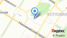Комбета на карте