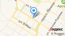 CHILLIN на карте