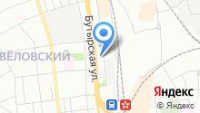 1 МОСКОВСКОЕ СТРАХОВАНИЕ - Агентство страхования жизни на карте