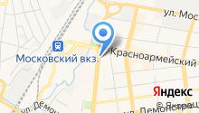 KorsAuto на карте