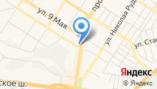 Центр швейных машин на карте