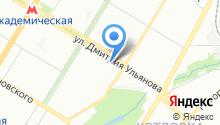 1СПрогер.ру на карте