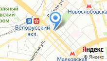 ЯСОН-ТУР на карте
