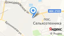 MIF на карте