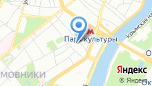 Яндекс на карте