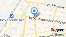 Like Hostel на карте