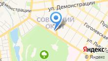 Первомайская-30, ТСЖ на карте