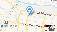 Pantera на карте
