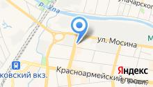 Магазин нижнего белья и купальников на карте
