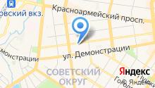 ЕЦП на карте