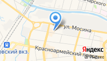 Магазин дисков на ул. Коминтерна на карте