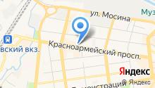 Green-Декор на карте