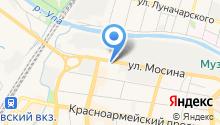Электромаркет на карте