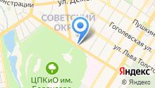 BARY на карте