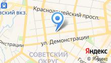 Loreal на карте