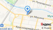Lustrof.ru на карте