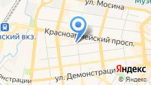 Ever на карте