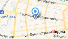 MaryNail на карте