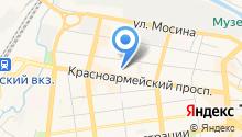 Fashion stock на карте