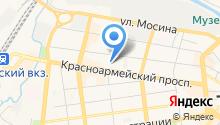 Pint на карте