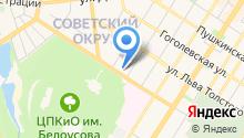 Первомайское, ТСЖ на карте