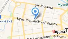 Saldens на карте