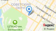 Винный на карте