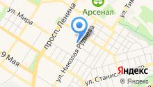 AZT Design на карте