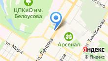 МойВелосипед.рф на карте