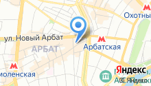 50платьев.ру на карте