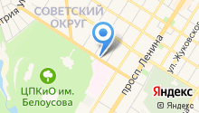 Крымская косметика на карте