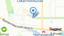 2М на карте