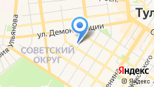 Novopromo на карте