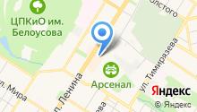 BikeSeller.ru на карте