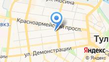 Oszz на карте