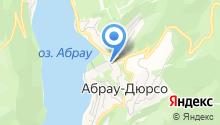 Инфоцентр на карте