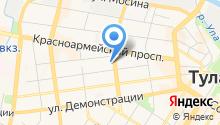 логопед высоцкая н.а. на карте